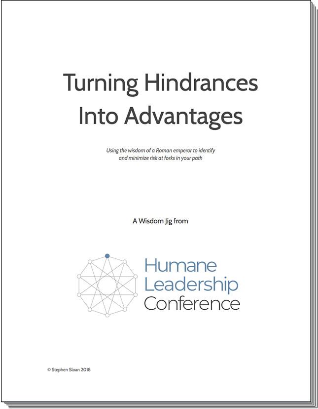 Hindrances-Jig