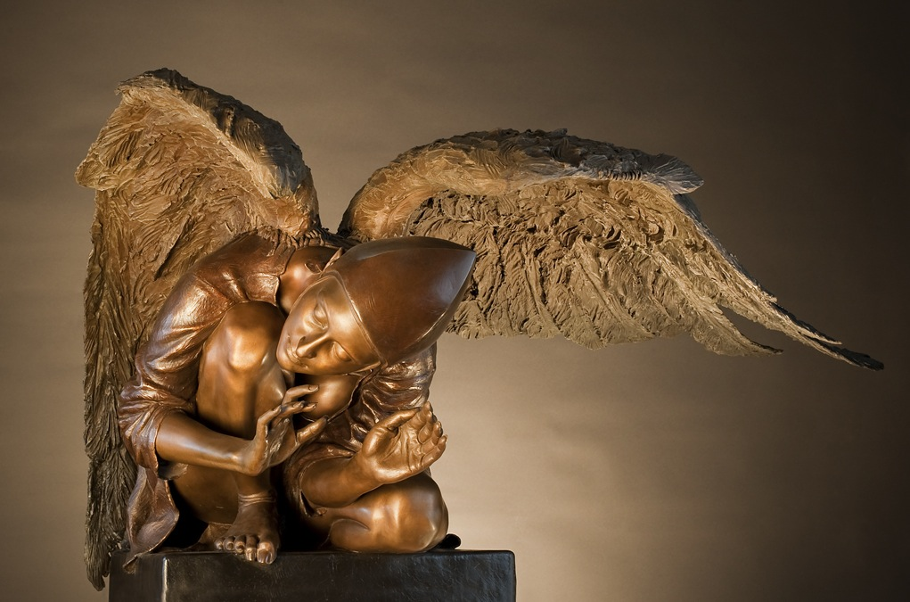 Kevin Christman Sculptor Alchemy of Light