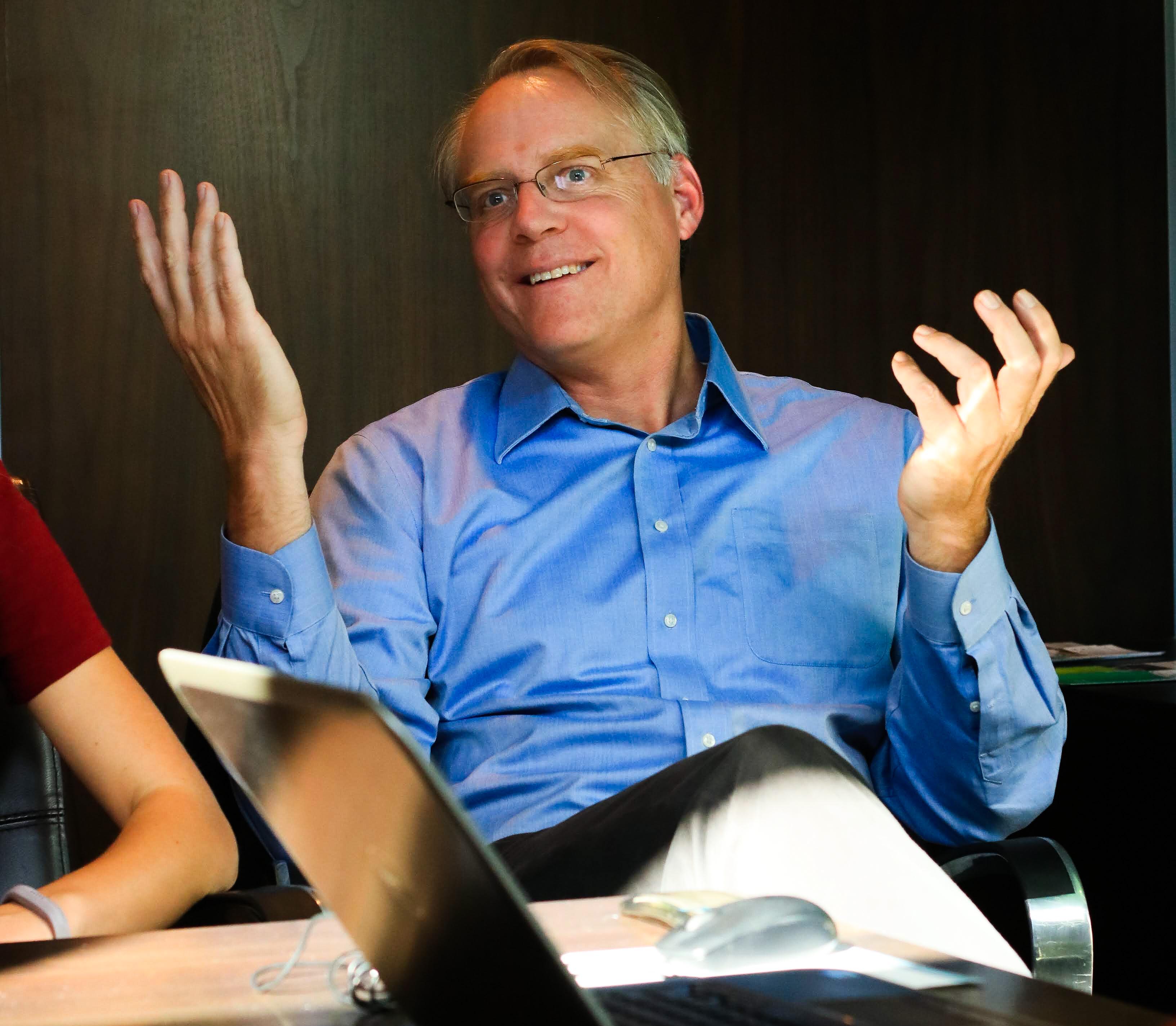 Stephen Sloan Humane Leadership